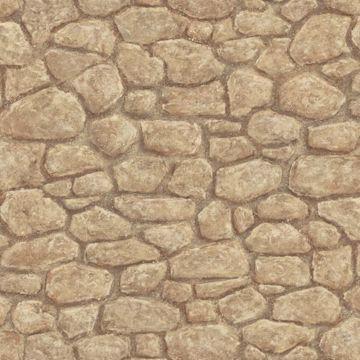 Gretel Sepia Boundary Stone Wall