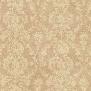 Bristol Brown Torch Damask