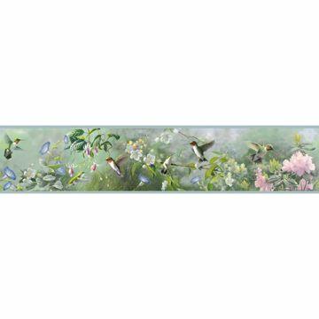 Ruby Green Hummingbird Garden Border