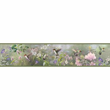 Ruby Moss Hummingbird Garden Border