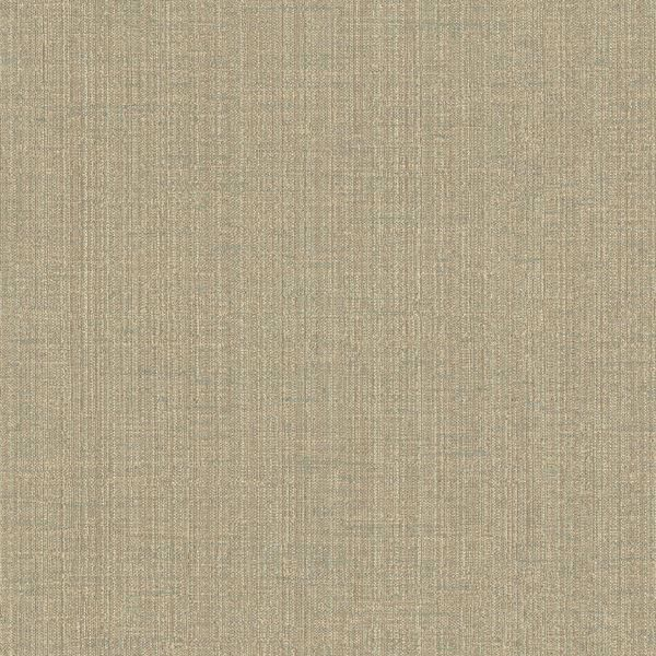 Berge Grey Natural Linen Faux Effect