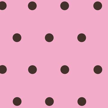 Kenley Pink Polka Dots