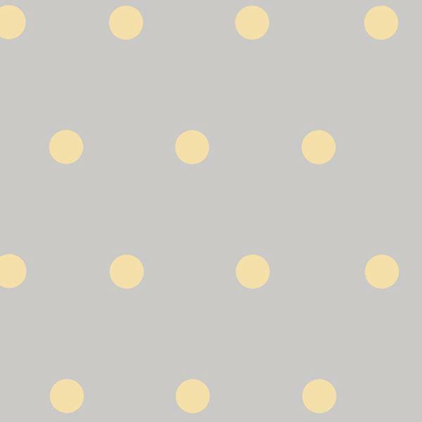 Kenley Grey Polka Dots