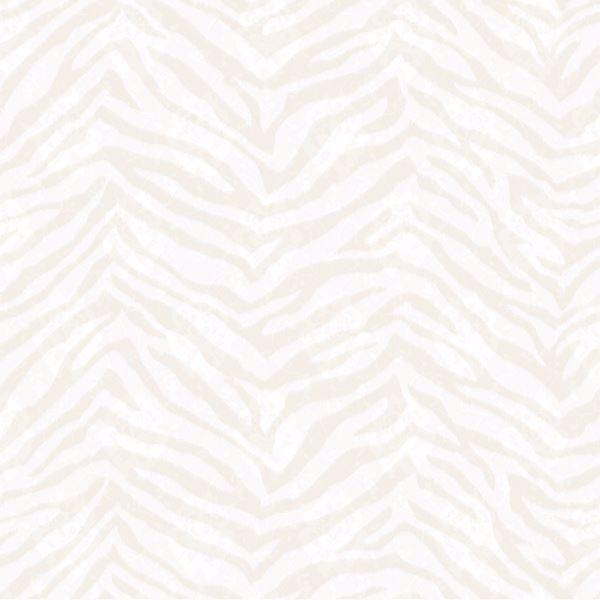 Mia Bone Faux Zebra Stripes