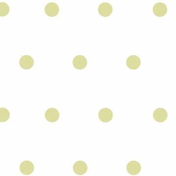 Kenley Green Polka Dots