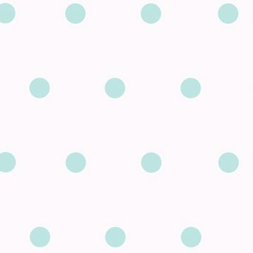 Kenley Turquoise Polka Dots