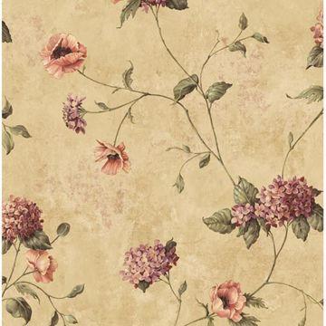 Henrietta Brown Hydrangea Floral Trail