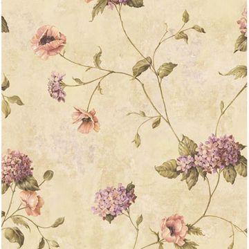 Henrietta Lavender Hydrangea Floral Trail