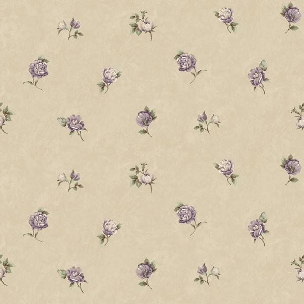 Sandra Grey Floral Toss
