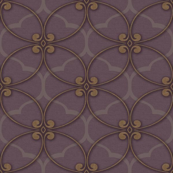 Purple Fischer