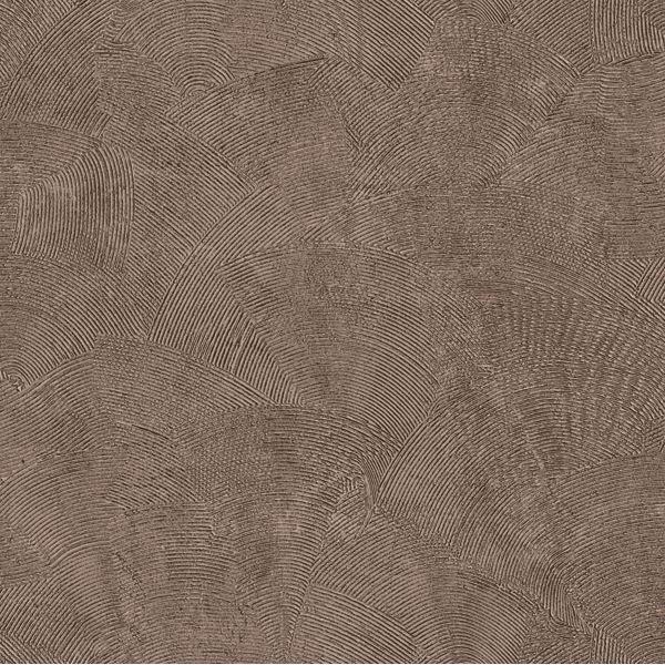 Grey Combed Swirls