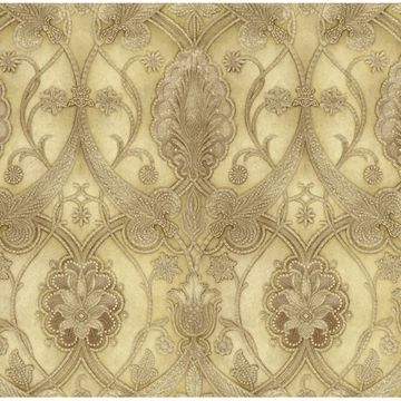 Yellow Elisabetta Damask