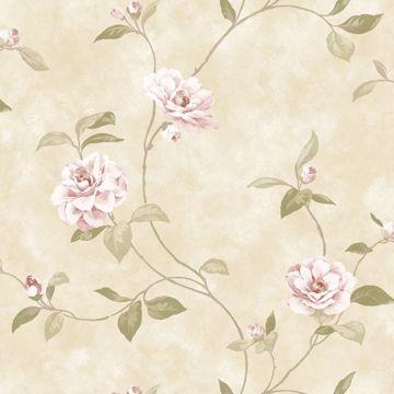 Cream Rosaline Floral