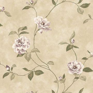 Beige Rosaline Floral