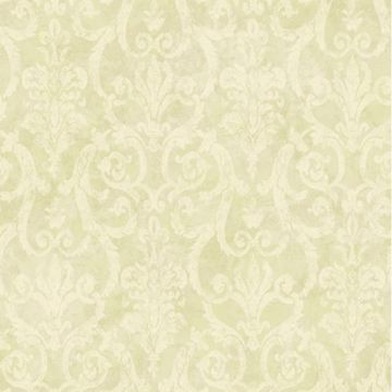 Green Tearose Damask