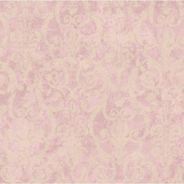 Purple Tearose Damask