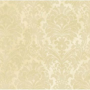 Beige Palace Damask