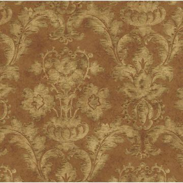 Red Fusion Damask