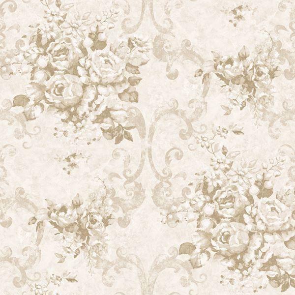 White Ciera Floral