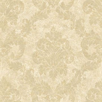 Cream Dreamy Damask
