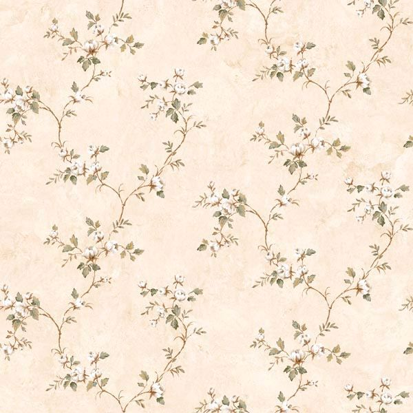 Smithson Off-White Country Rose Vine