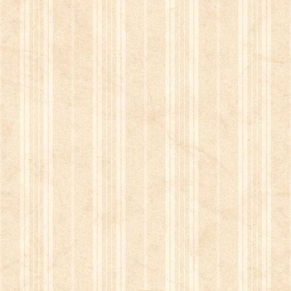 Amber Cream Farmhouse Alternating Stripe