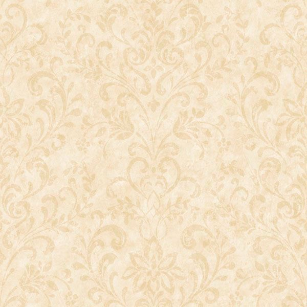 Jacoby Beige Country Damask