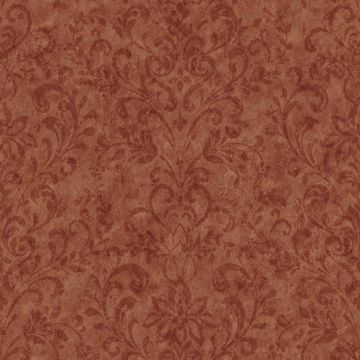 Jacoby Rust Country Damask