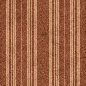 Amber Red Farmhouse Alternating Stripe