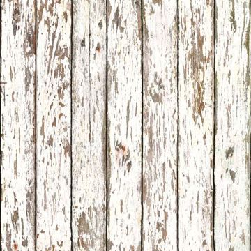 Rosario White Faux Weathered Wood