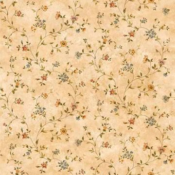 Ira Ale Antique Floral Scroll