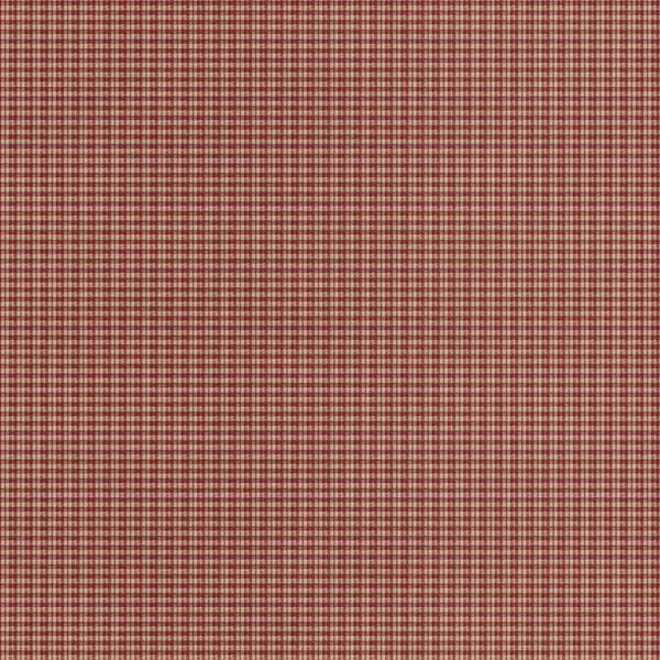 Bridgette Red Woven Gingham