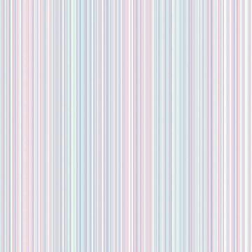 Taffy Blue Candy Stripe