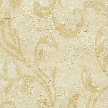Plume Butter Modern Scroll