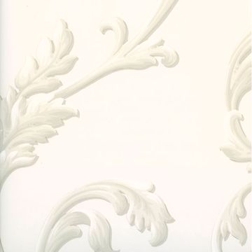 Sylvia Ghost Ornate Scroll