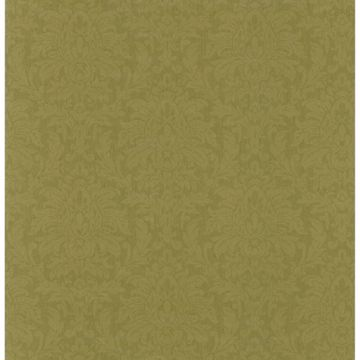 Morgan Green Transparent Damask