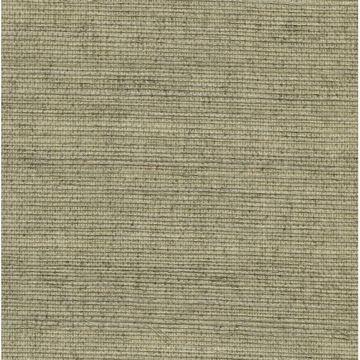 Aubrey Grey Grasscloth