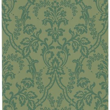 Andrea Green Ornate Ogee