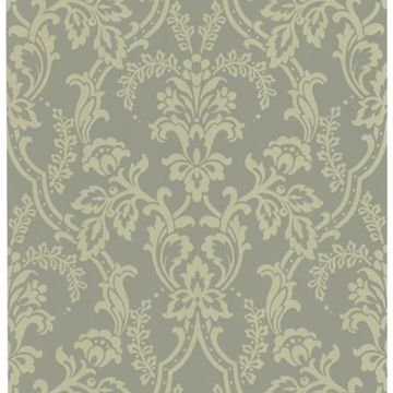 Andrea Grey Ornate Ogee