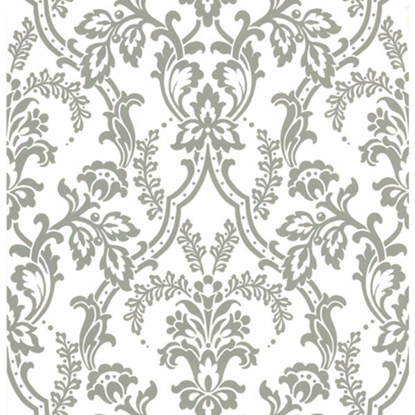 Andrea White Ornate Ogee