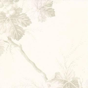 Napa Valley Ghost Grape Toile
