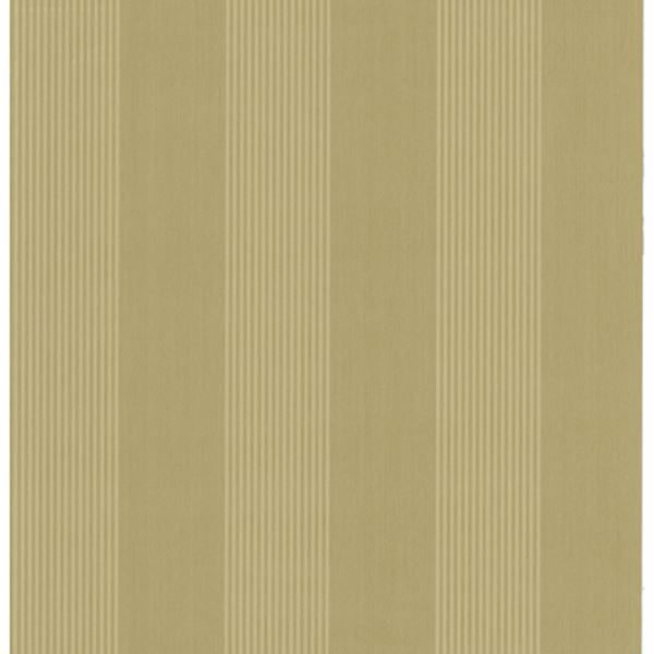 Christine Gold Alternating Stripe