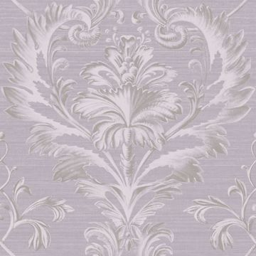 Tangler Purple Brilliant Damask