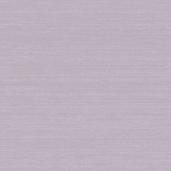 Acanthus Purple Faux Silk Fabric
