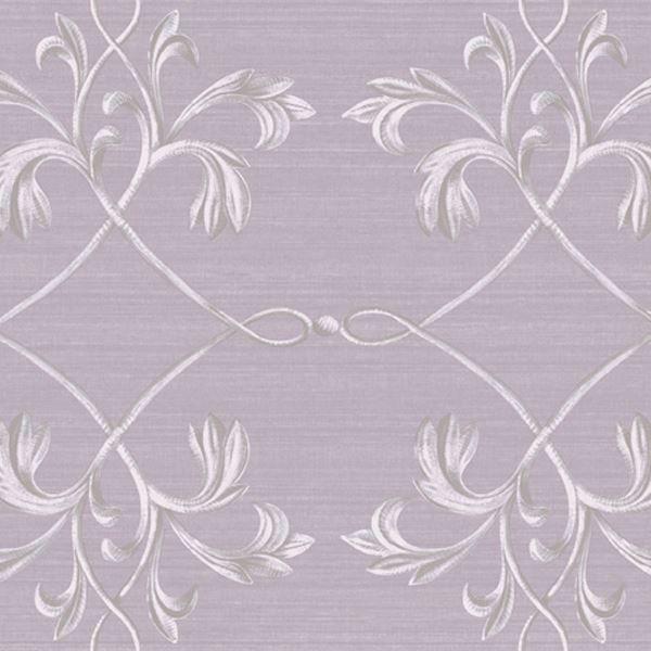 April Purple Lattice