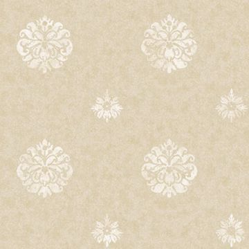 Meadow Beige Medallion
