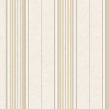 Poppy Winter Baroque Stripe