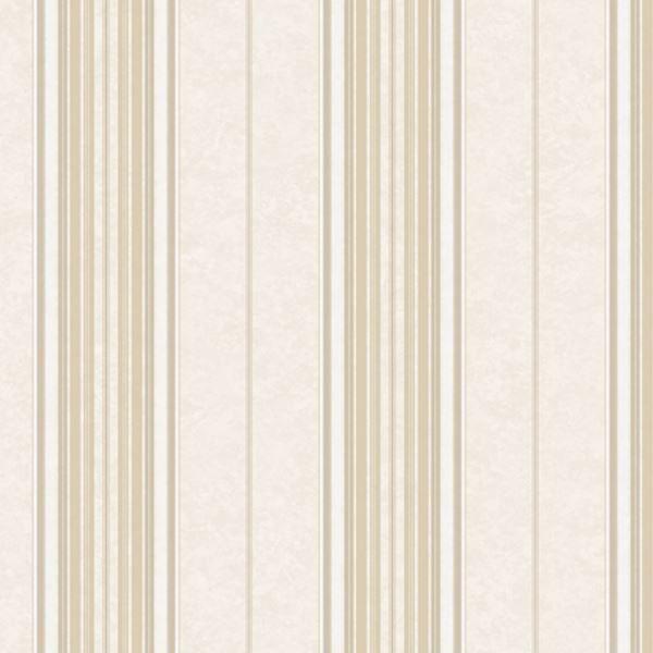 Poppy Winter Baroque Stripe