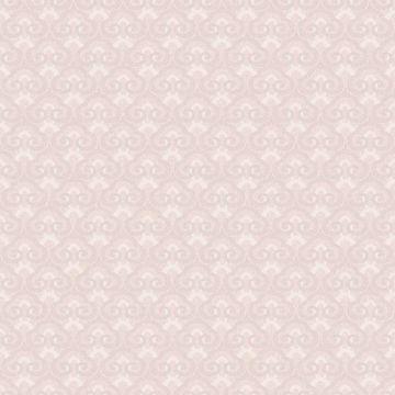 Pisces Pink Faux Fishscale Texture