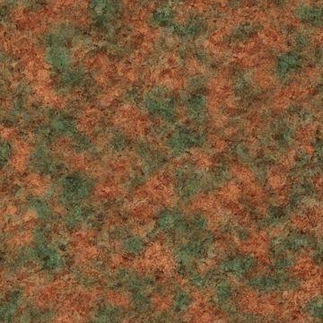 Orange Treen Texture